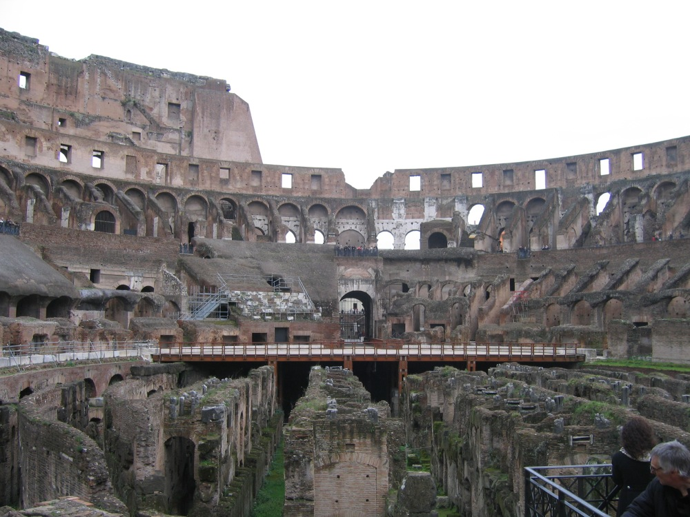 Roman Forum, Palatine Hill, and il Colosseo (5/6)