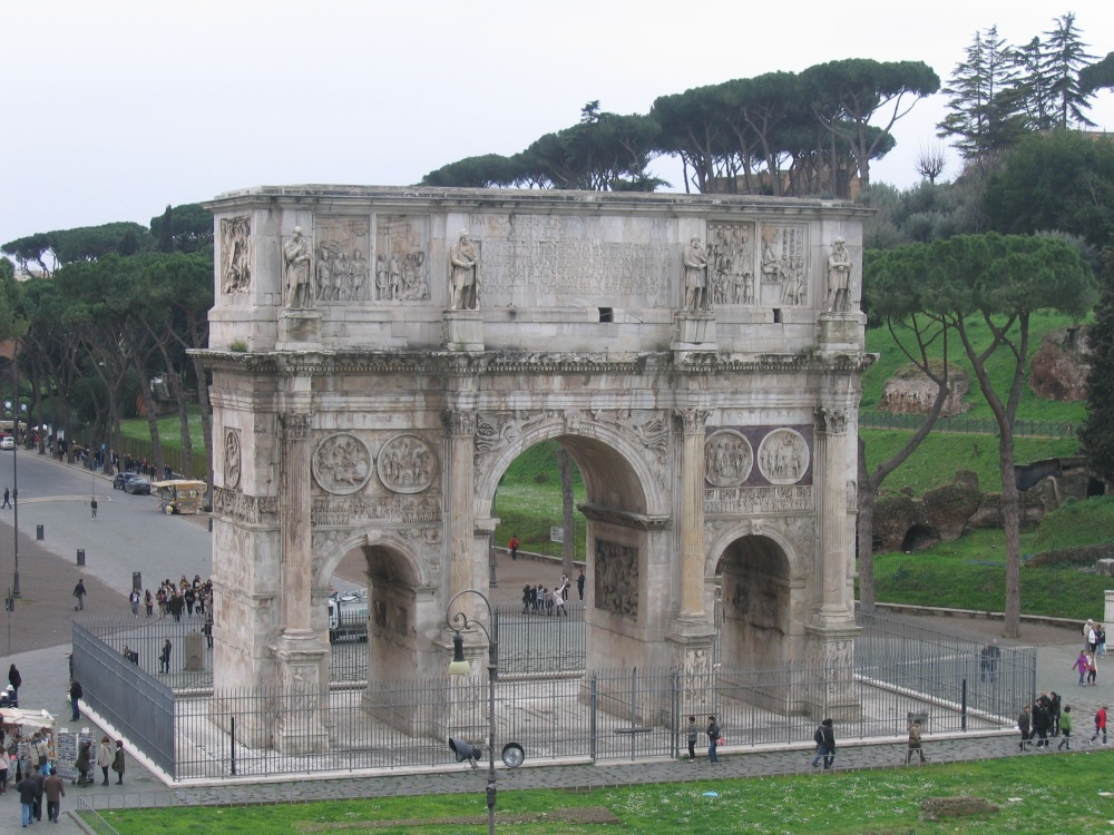 Roman Forum, Palatine Hill, and il Colosseo (6/6)