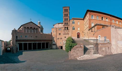 Imagini pentru sAN GIOVANNI E pAOLO Roma