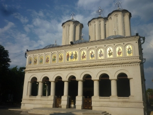 Patriarchal Cathedral of Sts. Constantine and Helen, Bucharest