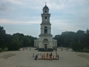 Metropolitan Cathedral of the Nativity, Chisinau