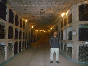 Milestii Mici - World's Largest Wine Cellar
