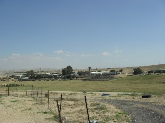 Khashem Zaneh - Bedouin settlement 1.JPG