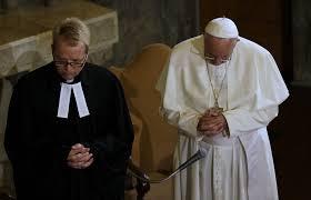 pope lutheran