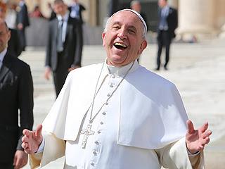 PopeLaughing